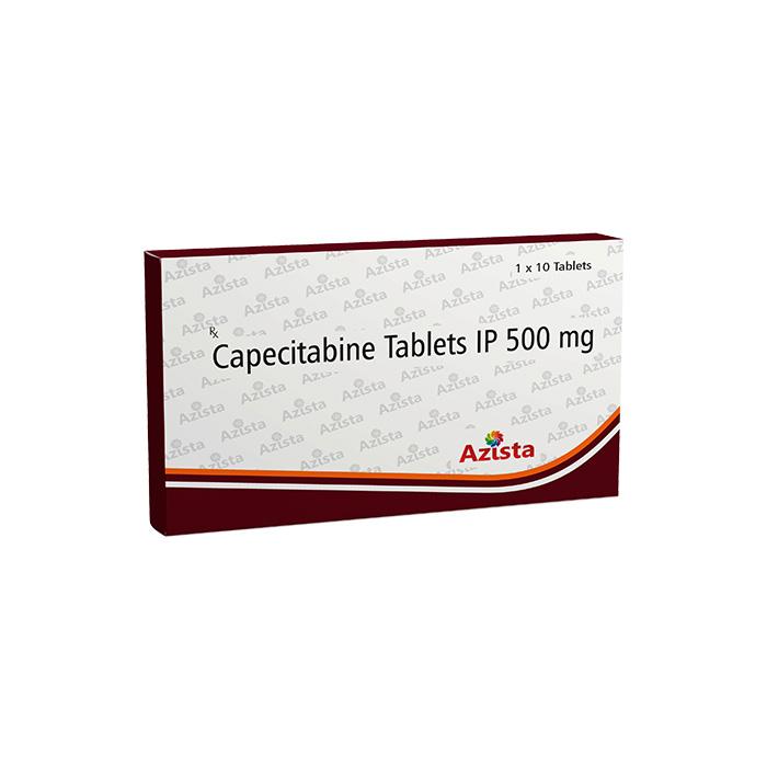 Capecitabine 500mg Tablets Exporters