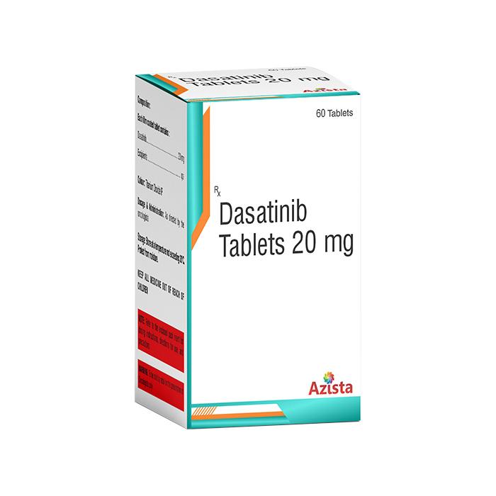 Dasatinib 20mg Tablets Exporters