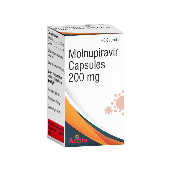 Molnupiravir 200mg Capsules Exporters