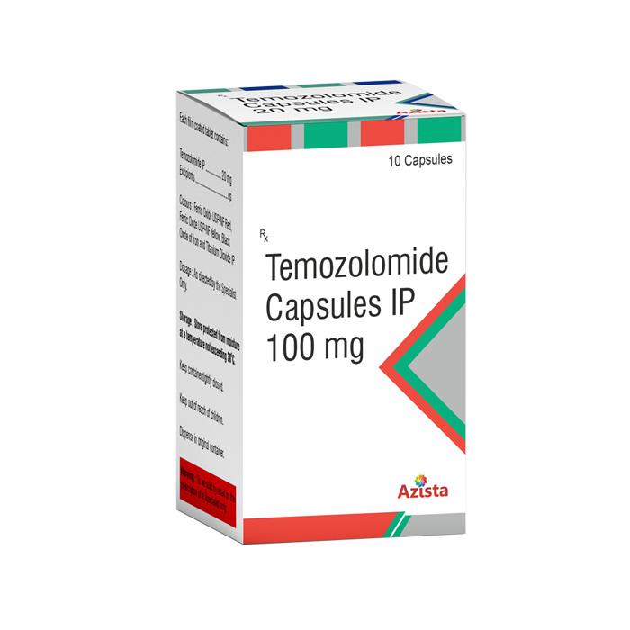 Temozolomide 100mg Capsules Exporters