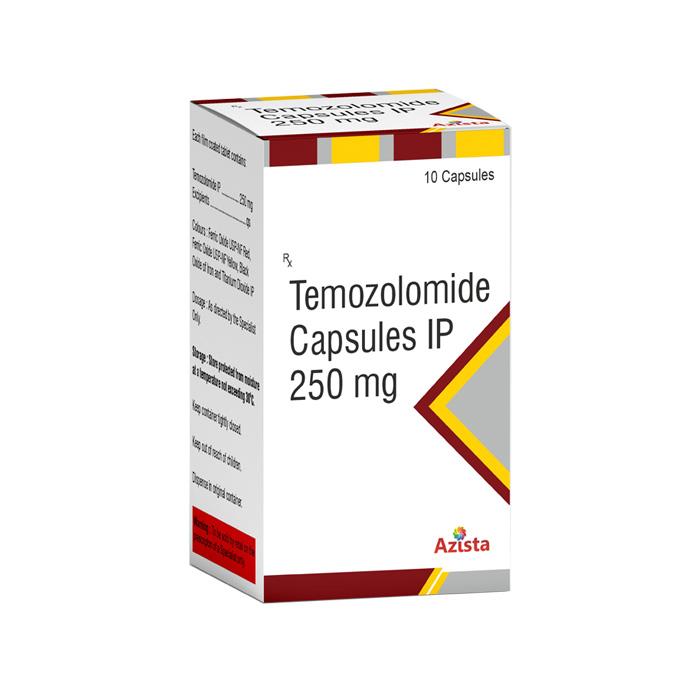 Temozolomide 250mg Capsules Exporters