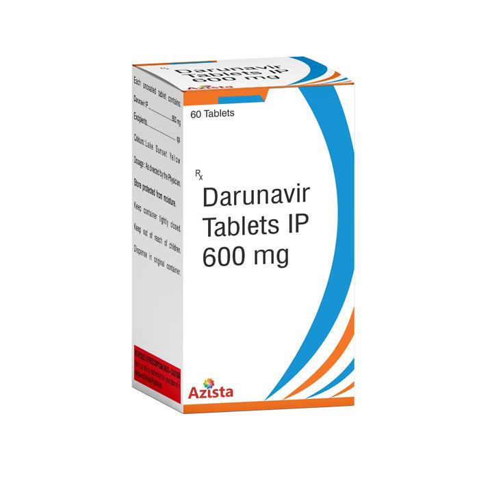 Darunavir 600mg Tablets Exporters