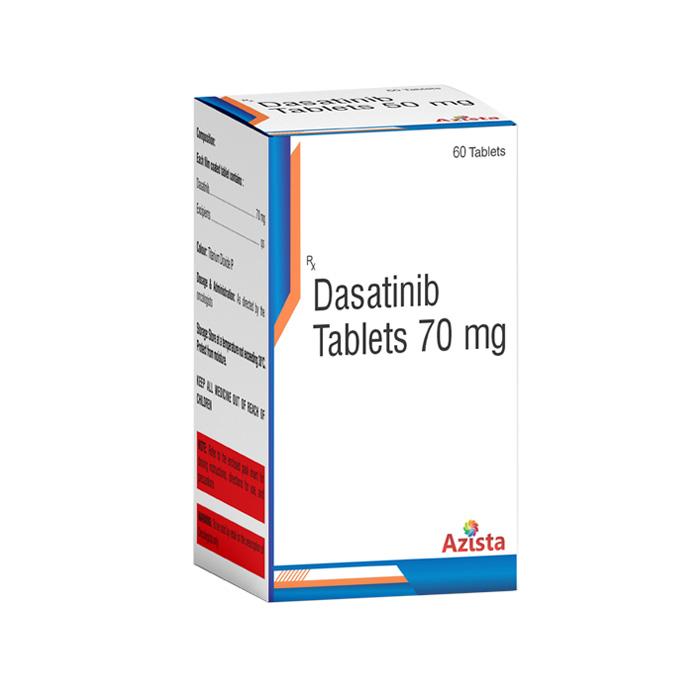 Dasatinib 70mg Tablets Exporters