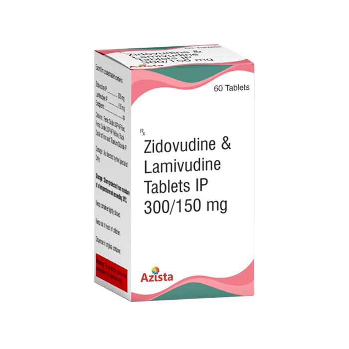 Zidovudine 300mg, Lamivudine 200mg Tablets Exporters